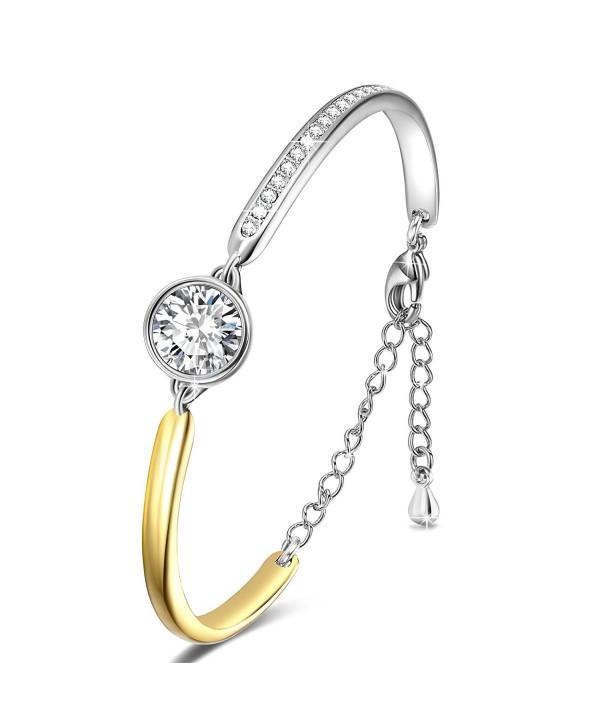 Encounter Bracelet Birthday Anniversary Swarovski - Crystal from Swarovski - CA189XM6R7T