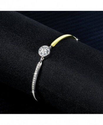 Encounter Bracelet Birthday Anniversary Swarovski in Women's Bangle Bracelets