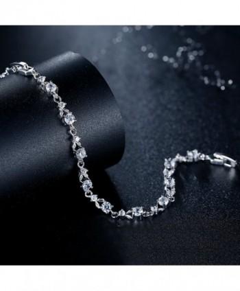 Tennis Bracelet Women Engagement Bridesmaids