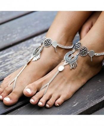 Vintage Blessing Anklets Jewelry Bracklets