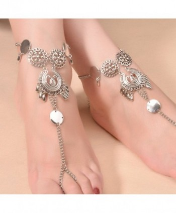 Vintage Blessing Anklets Jewelry Bracklets in Women's Anklets