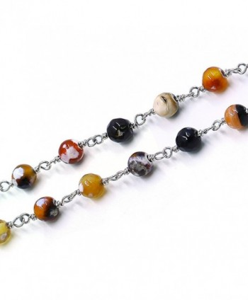 Manjus Taste Precious Necklace Colorful