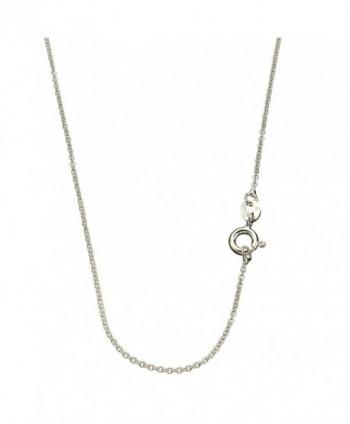 Quartz Pendant Sterling Silver Necklace in Women's Pendants