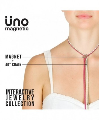 UNO Magnetic Interactive Jewelry Hunter