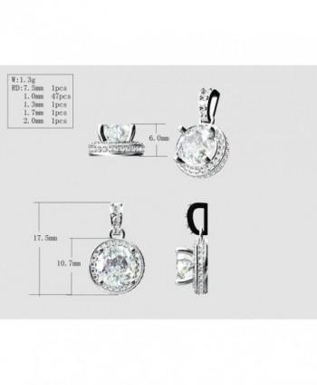 Sterling Silver Pendant 0 80mm Chain in Women's Pendants