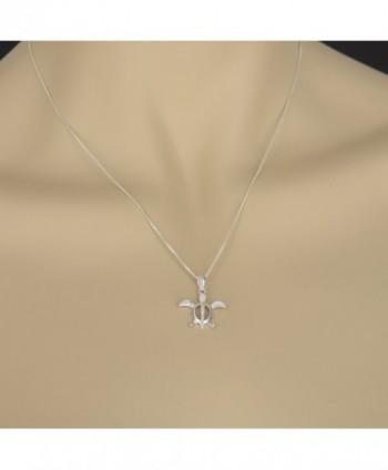 Sterling Silver Pendant Necklace sterling silver in Women's Pendants