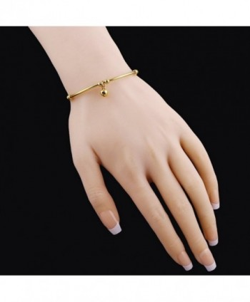 YAZILIND Fashion Adjustable Wedding Jewelry in Women's Cuff Bracelets