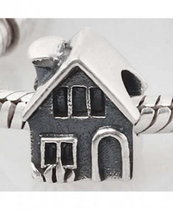 Charm Sterling Silver Family Bracelet