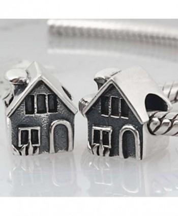 Charm Sterling Silver Family Bracelet in Women's Charms & Charm Bracelets