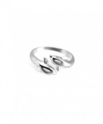 SHEGRACE Lovely Dolphin Sterling Silver