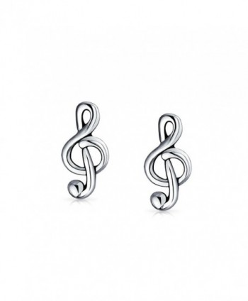 Bling Jewelry Polished earrings Sterling