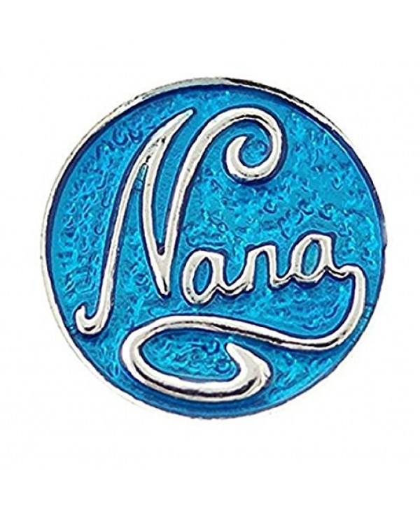 Interchangeable Snap Jewelry Enamel Snap Nana by My Gifts - CZ182IY0LA6