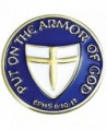"Armor of God 1"" Lapel Pin B-110 - CW113JQT5PF"
