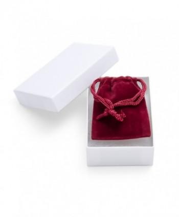 PammyJ Crystal American Pendant Necklace in Women's Pendants