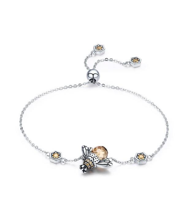 BAMOER Sterling Earrings Necklace Christmas - CV189SEGSTX