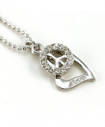 Valentines Necklace Pendant Fashion Jewelry