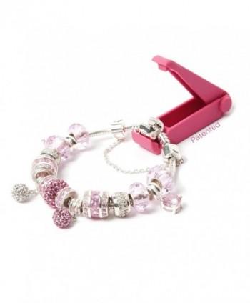 Caterina Jewelry Charm Opener Barrel in Women's Link Bracelets