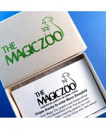 Enamel Valentine Earrings Magic Zoo