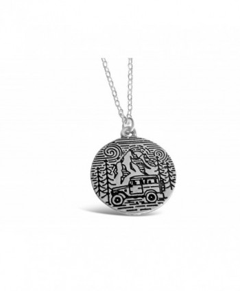 Rosa Vila Camping Necklace Necklaces in Women's Pendants