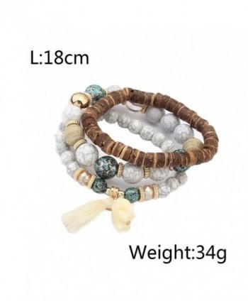 Bohemian Turquoise Elephant Bracelet bl003161 1 in Women's Stretch Bracelets