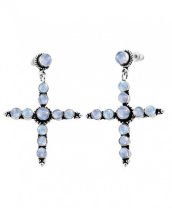 10 60ctw Moonstone Silver Sterling Jewelry