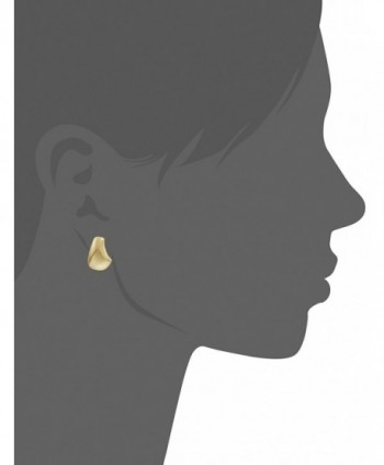 Laundry Shelli Segal Sculpted Earrings