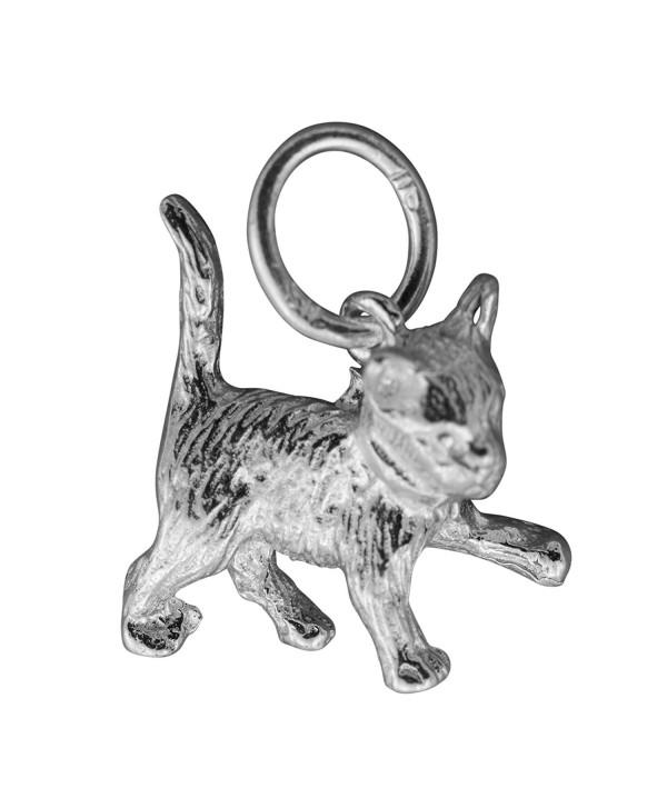 Silver Charm Kitten (sterling-silver) - CJ187NQDAQ9
