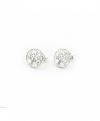 Beaute Fashion Sterling Collection FILIGREE in Women's Stud Earrings