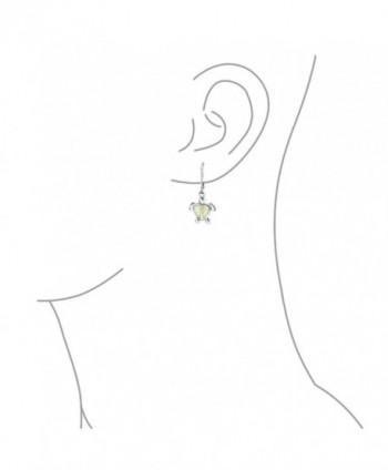 Bling Jewelry Synthetic Leverback Earrings in Women's Drop & Dangle Earrings