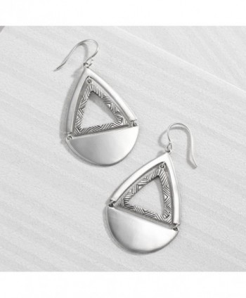 Silpada Shape Sterling Silver Earrings in Women's Drop & Dangle Earrings