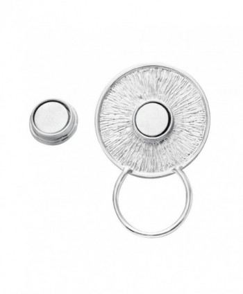 SENFAI Shinning Crystal Magnetic Eyeglass in Women's Brooches & Pins