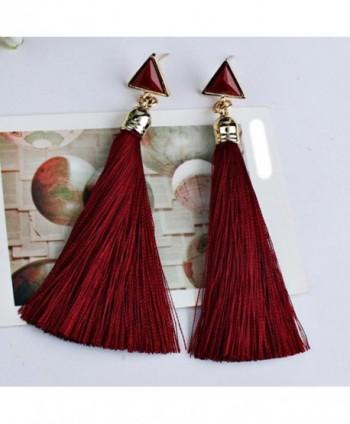 Misaky Womens Bohemian Hanging Earring