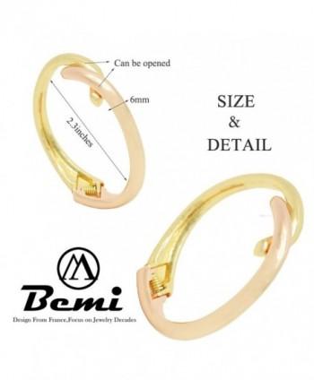 BEMI Elegant Silver Polished Bracelet in Women's Cuff Bracelets