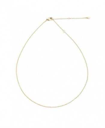 HONEYCAT Adjustable Necklace Delicate Jewelry in Women's Chain Necklaces
