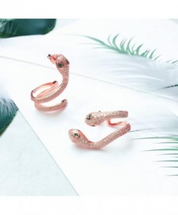 Helen Lete Rhinestone Sterling Earrings