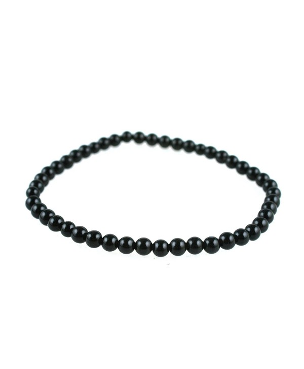 Power Mini Black Agate Bracelet - Protection - CG1172OPVDZ