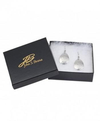 Silver tone John Brana Jewelry Hypoallergenic in Women's Drop & Dangle Earrings