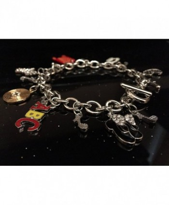 Missuso Michael Bracelet Memorial Collection in Women's Charms & Charm Bracelets