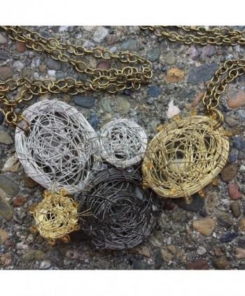 Trade Handmade Statement Necklace Worldfinds