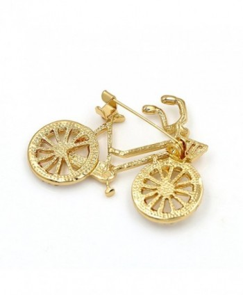 SENFAI Sports Bicycle Brooch Sportsperson in Women's Brooches & Pins