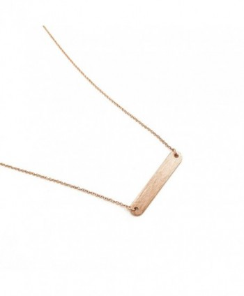 HONEYCAT Rounded Necklace Minimalist Delicate