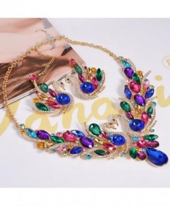 JewelryLove Necklace Statement Necklaces Earrings in Women's Pendants