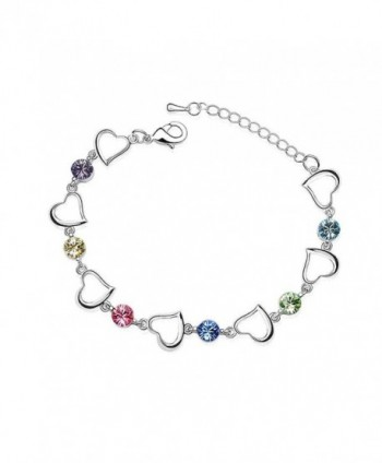 Bracelet SWAROVSKI Birthdays Christmas Wedding Amethyst - Amethyst-2 - CT11I4LGA7P