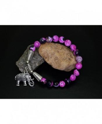 Falari Elephant Natural Bracelet B2448 BFA