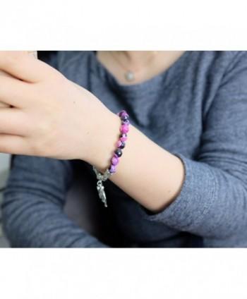 Falari Elephant Natural Bracelet B2448 BFA in Women's Strand Bracelets