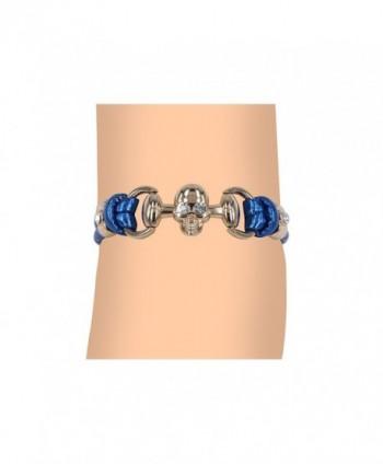 Fashion Bracelet Crystals Metallic Leather in Women's Wrap Bracelets