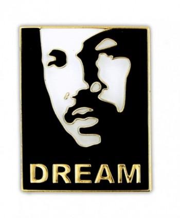PinMart's Martin Luther King Jr. Dream MLK Day Lapel Pin - C2119PEMMVJ