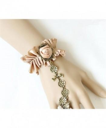 Gothic Pendant Bracelet Wedding Champaign