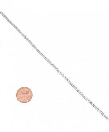 Sterling Nickel Free Italian Bracelet Cleaning in Women's Link Bracelets
