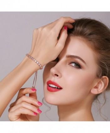 Serend Adjustable Bracelet Sparkling Zirconia